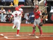 Logan Taylor with 3 hits.