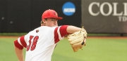 On the mound McKay held Ohio State scoreless with only 3 hits
