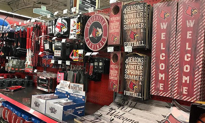 Kroger 5 - Cardwear Merchandise