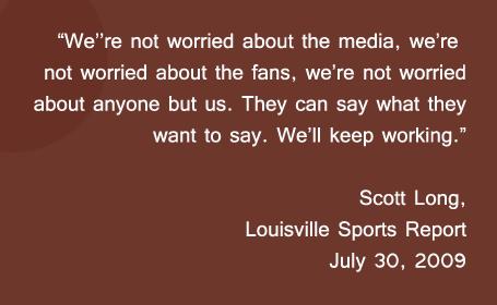 Scott Long quote