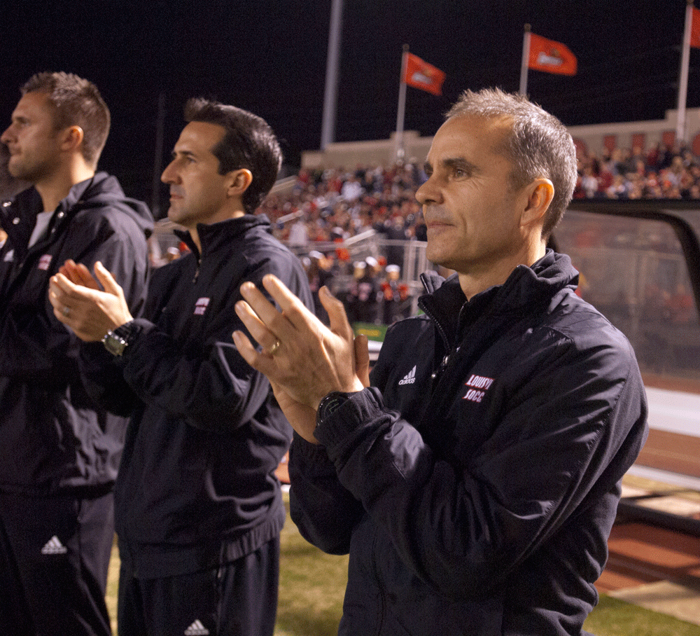 Louisville soccer wins big in ACC move