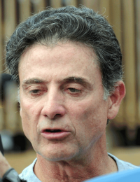 Rick Pitino doesn't abide losing.