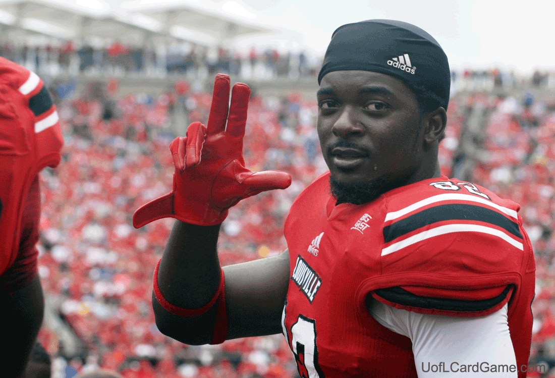 Off week is anything but off for Louisville football
