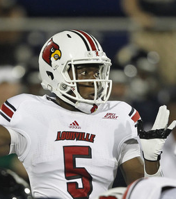 Bridgewater snubbed by Heisman pundit on likely 2013 candidates