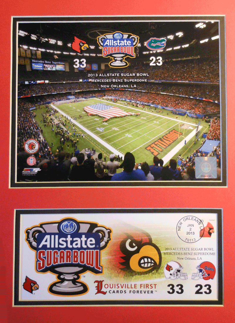 Know your order is Sugar Bowl Score Sugar Bowl Score bowl gearAll the