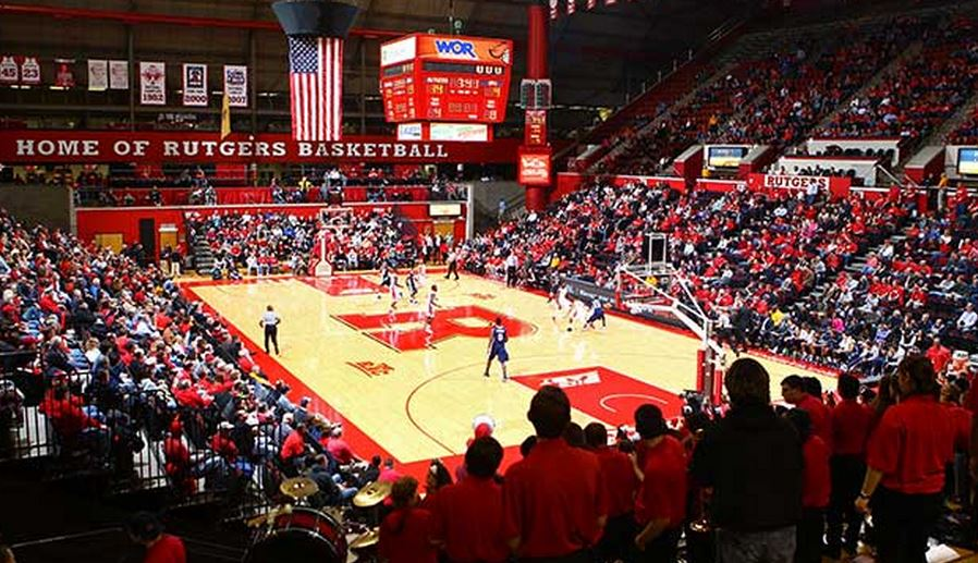 Rutgers Packing The Rac For Uofl