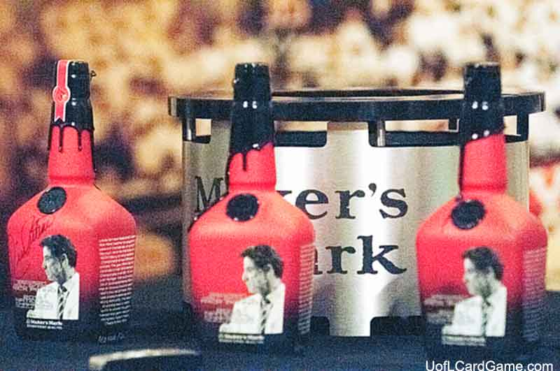 Pitino's UofL Maker's Mark  bottle hits stores Friday