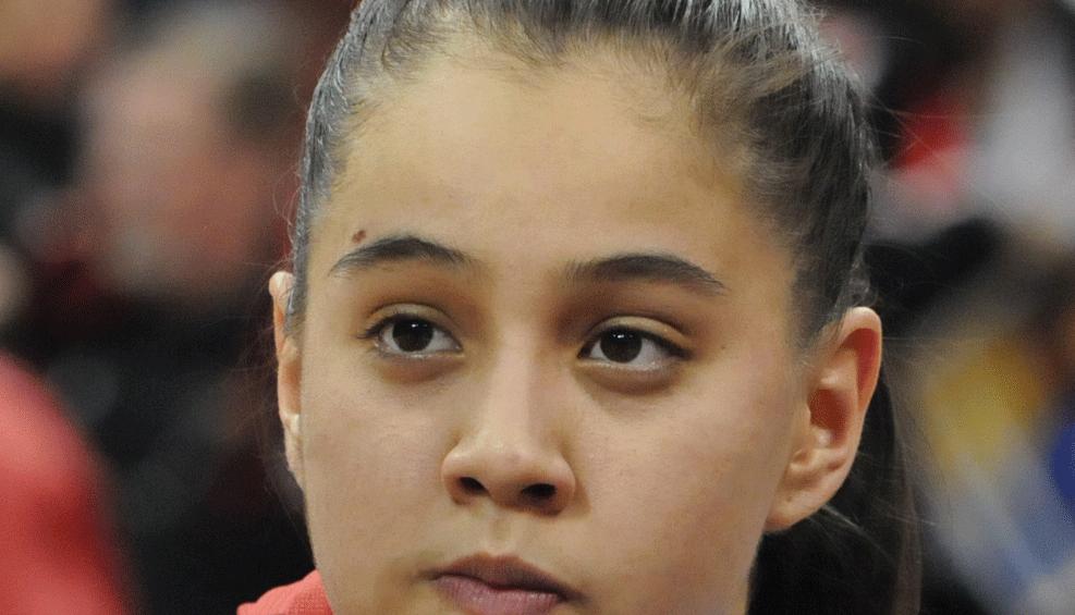 Shoni Schimmel lights up Memphis, record nine 3-pointers