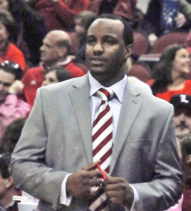 Andre McGee set the defensive standard.
