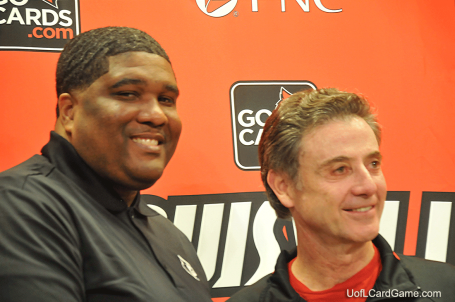 Kenny Johnson joins Rick Pitino's Louisville staff.