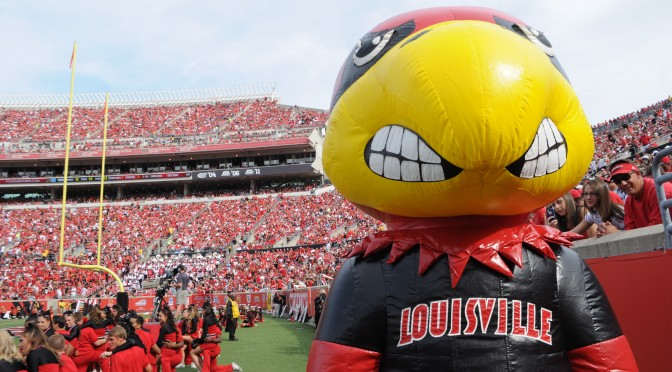 35 milestones for University of Louisville athletics