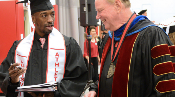 1,700 success stories in UofL's class of 2014