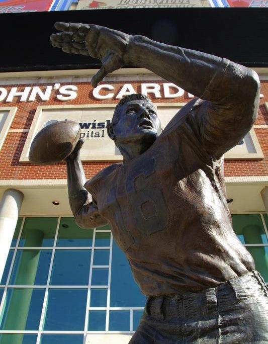 Card Crunching: Johnny U statue, Shoni slump, Adam Duvall update