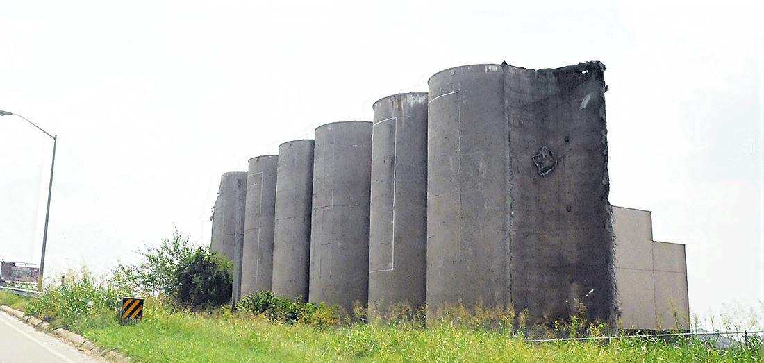 silos