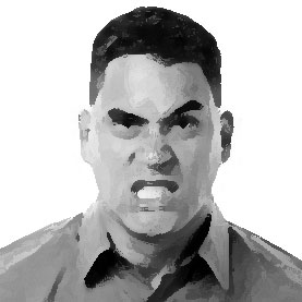 Angry-fan