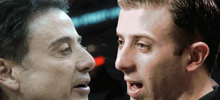 Rick and Richard Pitino