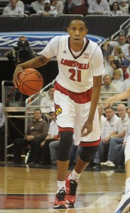 Will Shaqquan Aaron be the player who steps up for UofL?