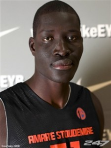 Mamadou Ndiaye in your nightmares.