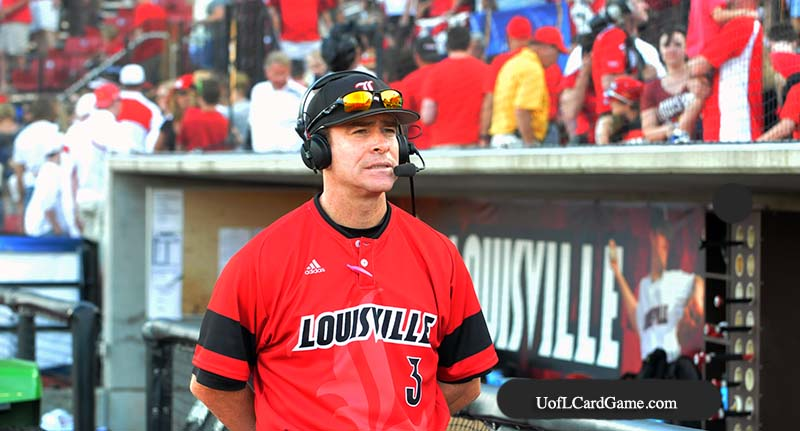 McDonnell vowed Louisville baseball will be back