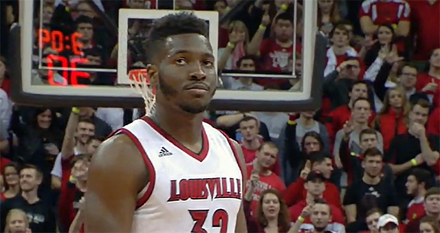 Louisville basketball teetering with six games to go