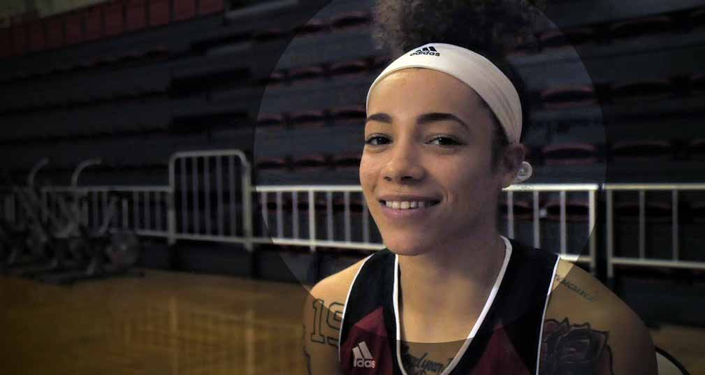 Briahanna Jackson hot again, Louisville women bomb Miami