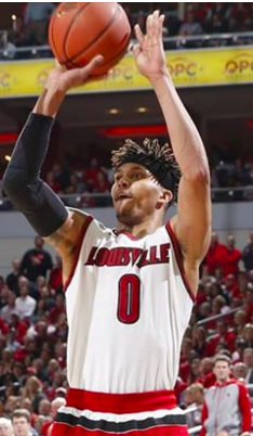 Damion Lee back where he needs to be.