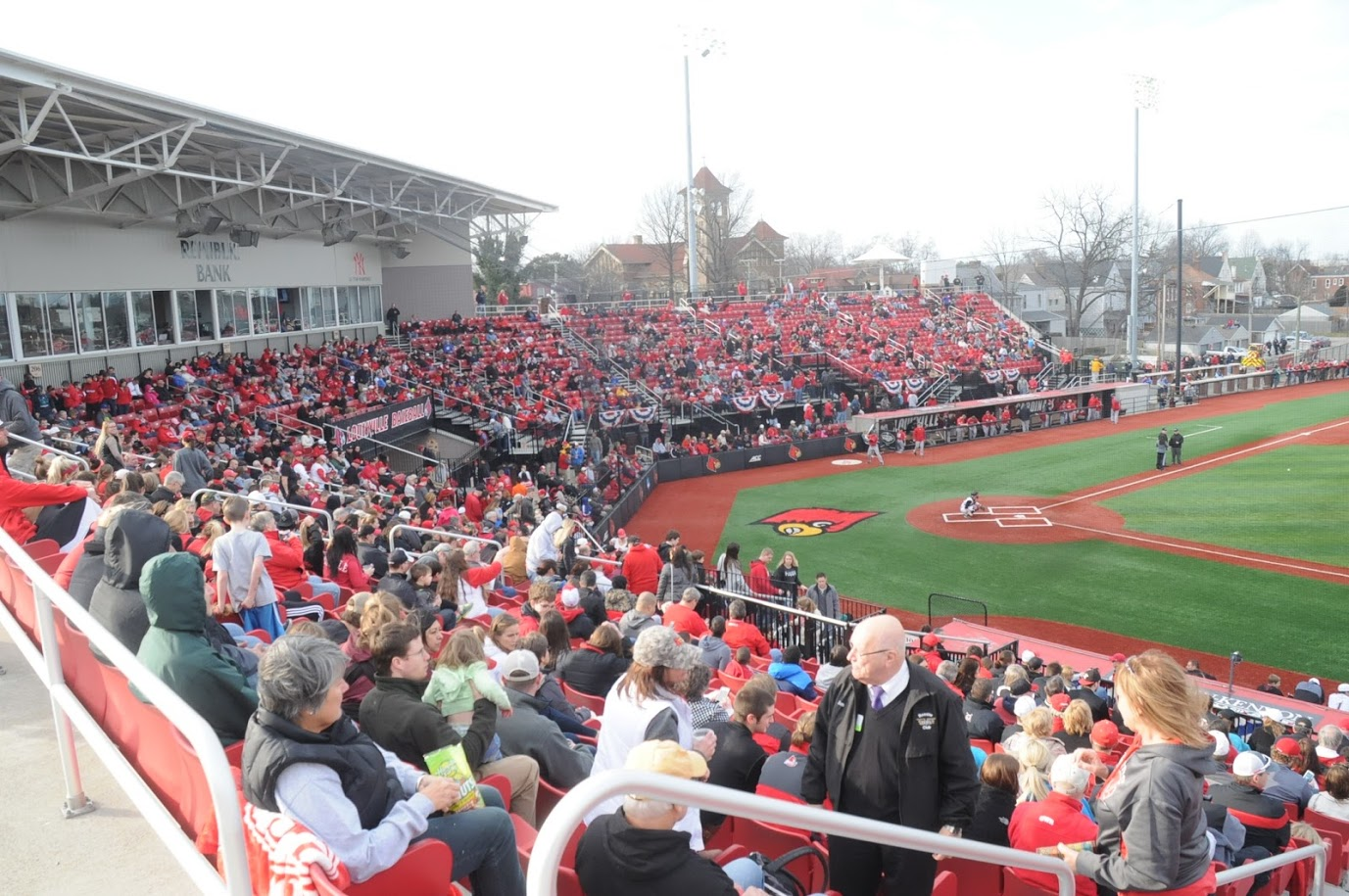 Louisville, Notre Dame reshuffle with doubleheader