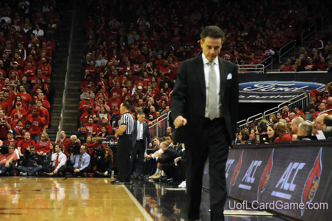 ESPN seeks link to Rick Pitino in escort scandal