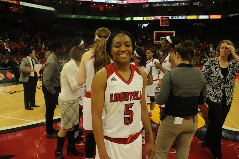 Taja Cole looking for a new basketball home