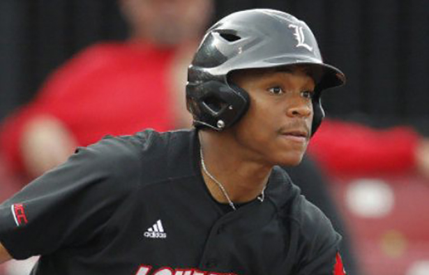 Corey Ray just keeps getting better at Louisville