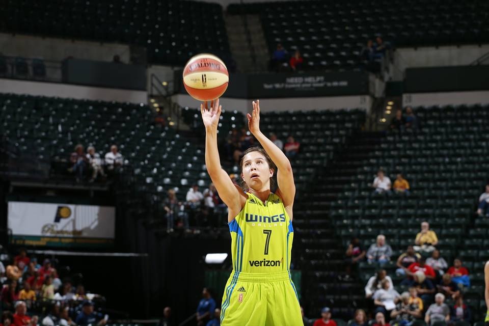 Dallas Wings cut Jude Schimmel from WNBA squad
