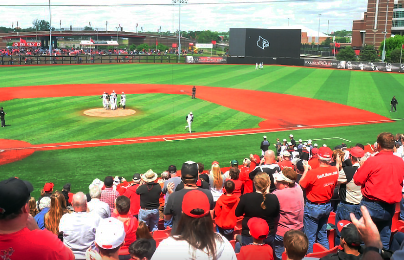 Louisville baseball returns to the friendly confines of Jim Patterson