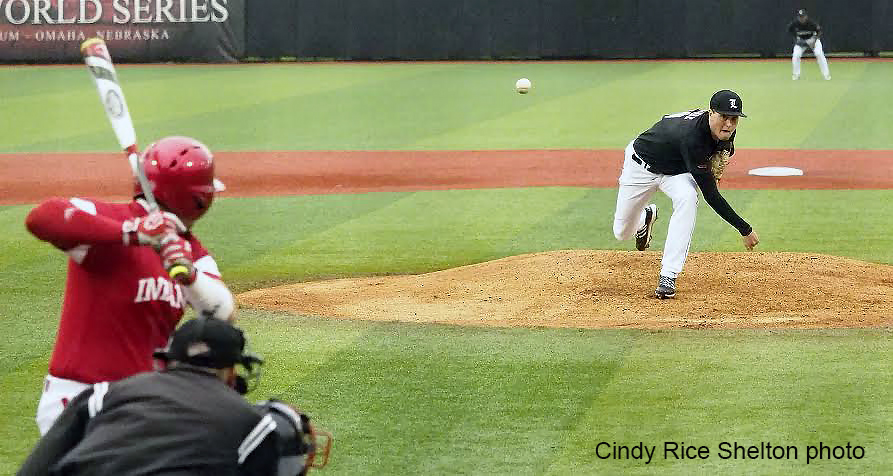 Kade McClure overcomes elements, shuts down IndianaCardinals win 33 of 34 games at Jim Patterson Stadium this season