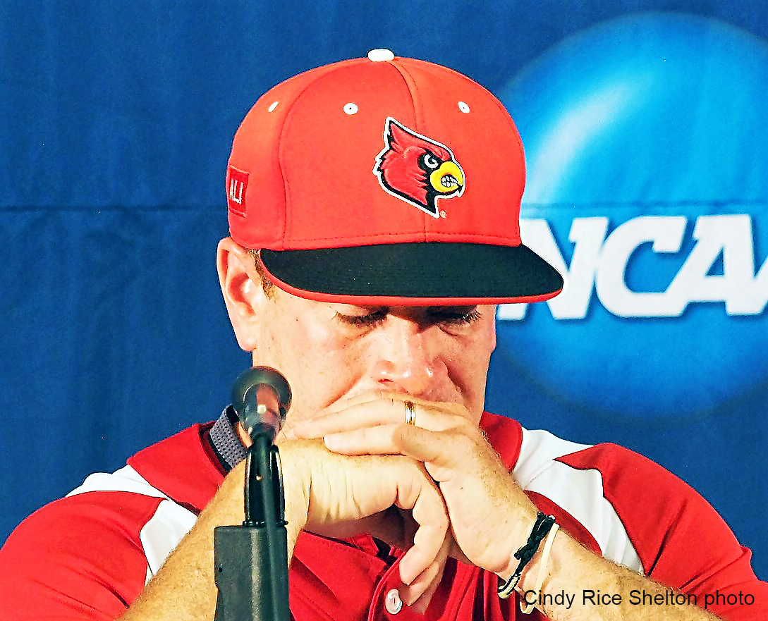 Deja vu for Zack Burdi and Louisville baseball