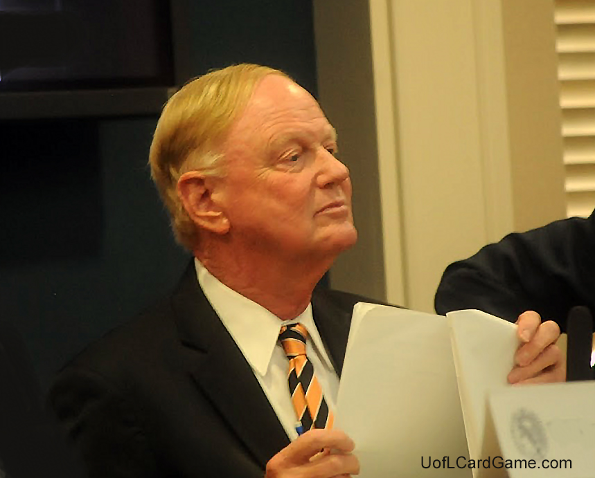 UofL Trustees to decide on Jim Ramsey transition
