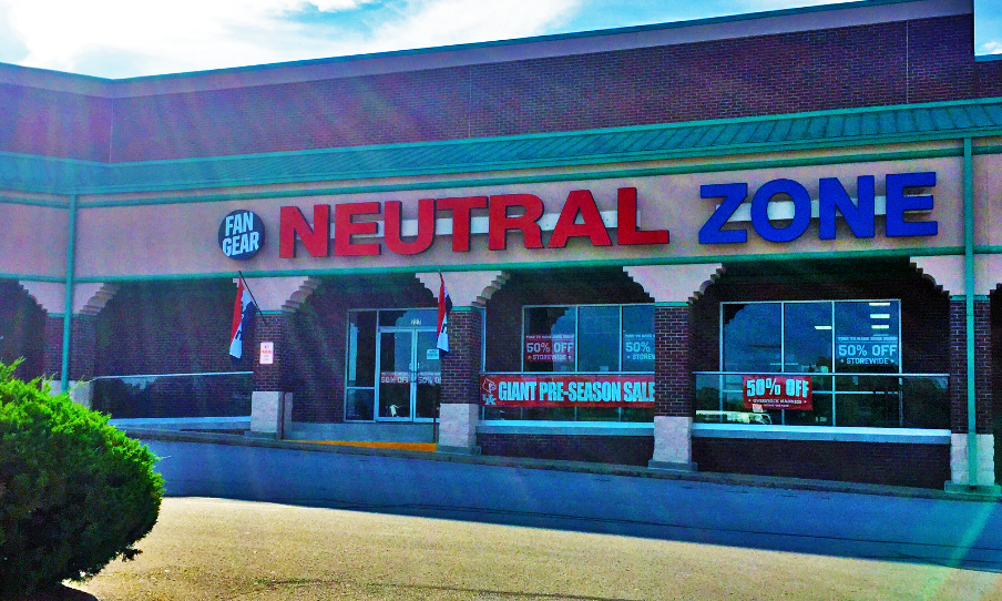 Neutral Zone combines UofL and UK stores