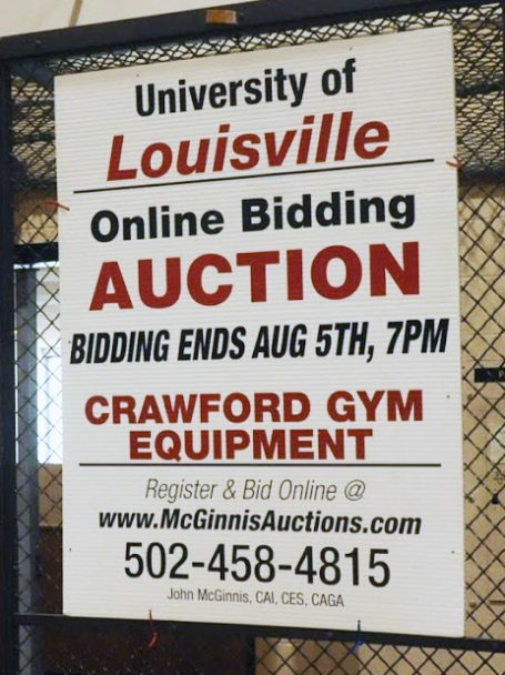 Crawford Auction