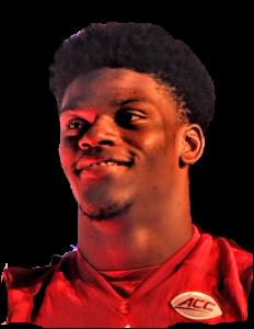 Lamar Jackson has only just begun.