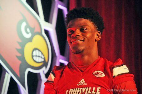 Lamar Jackson brings unprecedented expectations at quarterback.