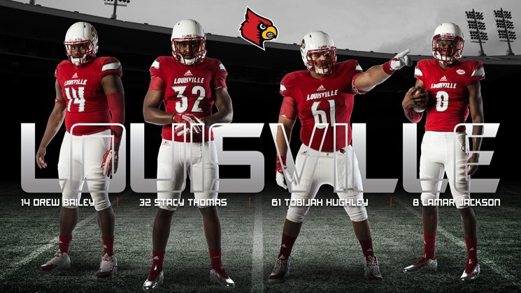 Uofl Football Schedule Posters Hit Stores