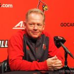 Bobby Petrino flattered but he has a better job at Louisville.