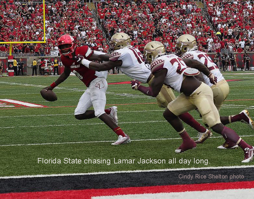 Kelly Dickey savors journey following UofL's rout of Florida State