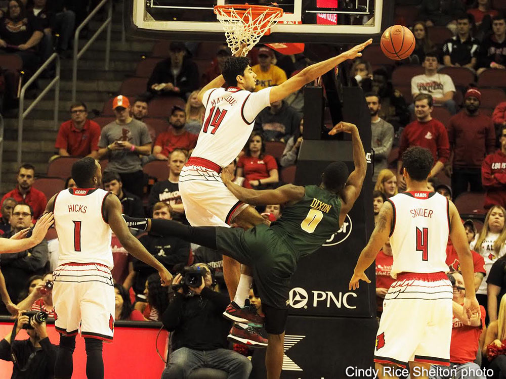 Mahmoud still waiting to break out for Louisville basketball