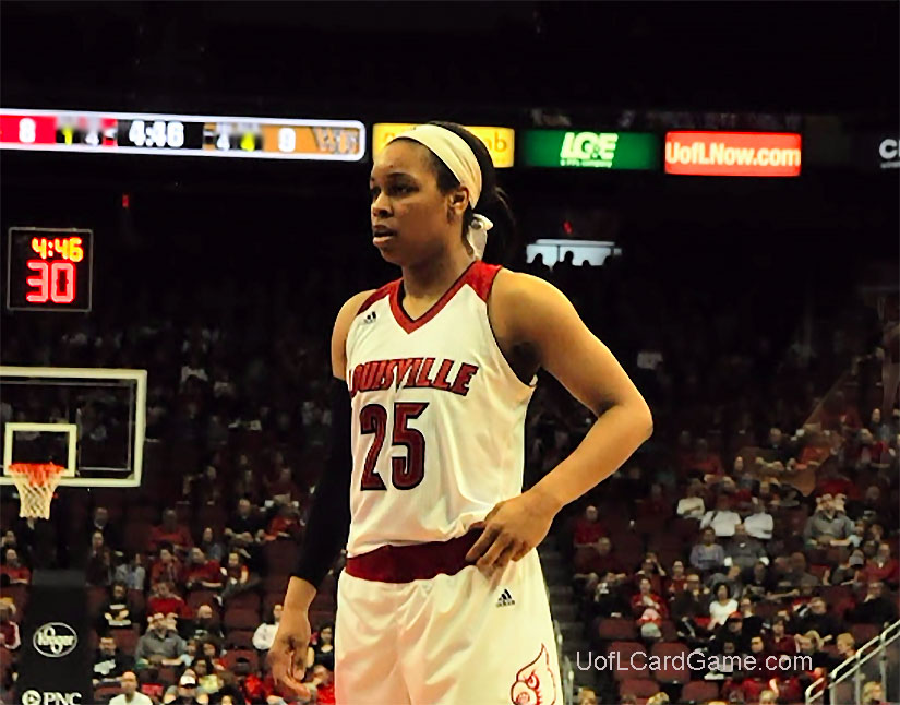 Asia Durr erupts for 34 points, UofL thumps Bowling Green