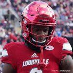 Lamar Jackson Louisville football
