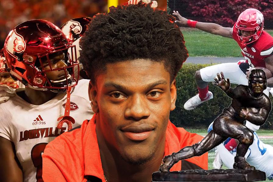 Super Heisman Man: Louisville's Lamar Jackson