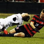 Stanford's wall-to-wall defense keeps UofL bottled up all night long (Cindy Rice Shelton photo)>