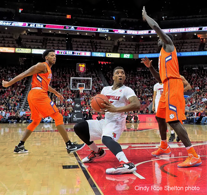 Pitino effect kicks in, Louisville explodes past Clemson