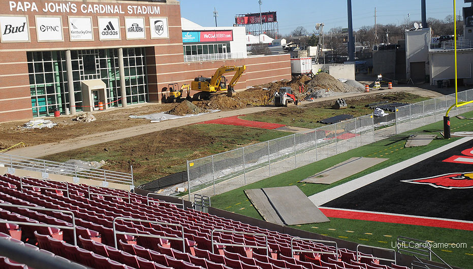 Papa John's Cardinal Stadium expansion update