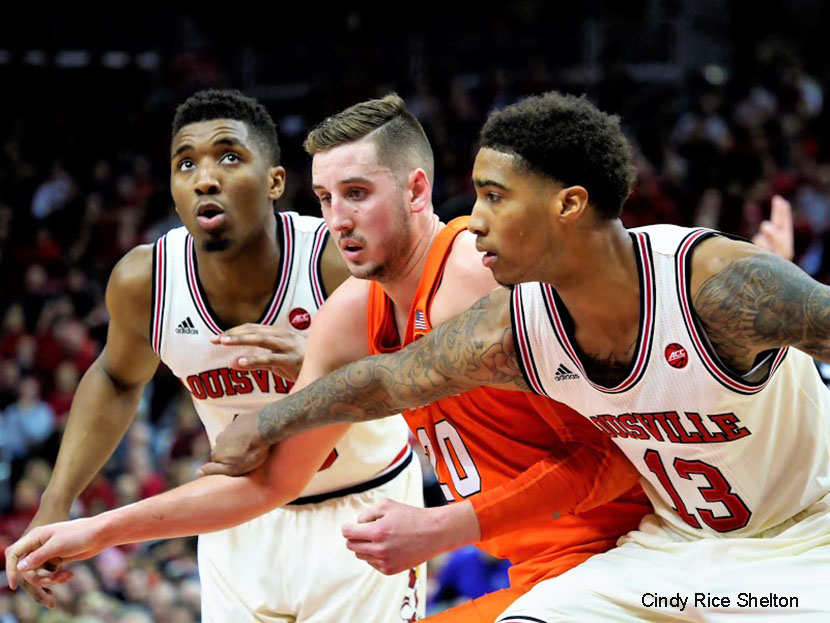 Ray Spalding at best as UofL quells Syracuse